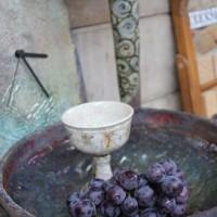 öszi barna tál szőllővel1